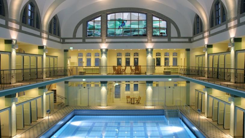 Entspannung und massage rund um d sseldorf for Dusseldorf hotel mit pool