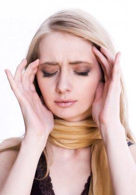 Akupunktur Kopfweh