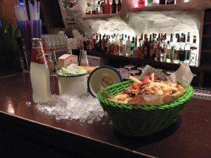 Die Bar des Enchilada