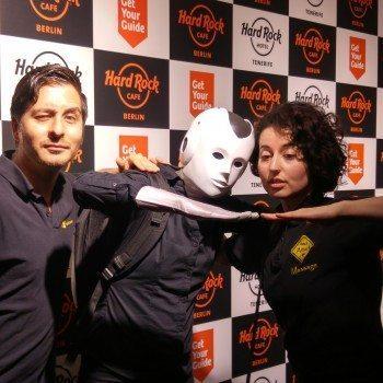 Massage Hard Rock Cafe Berlin