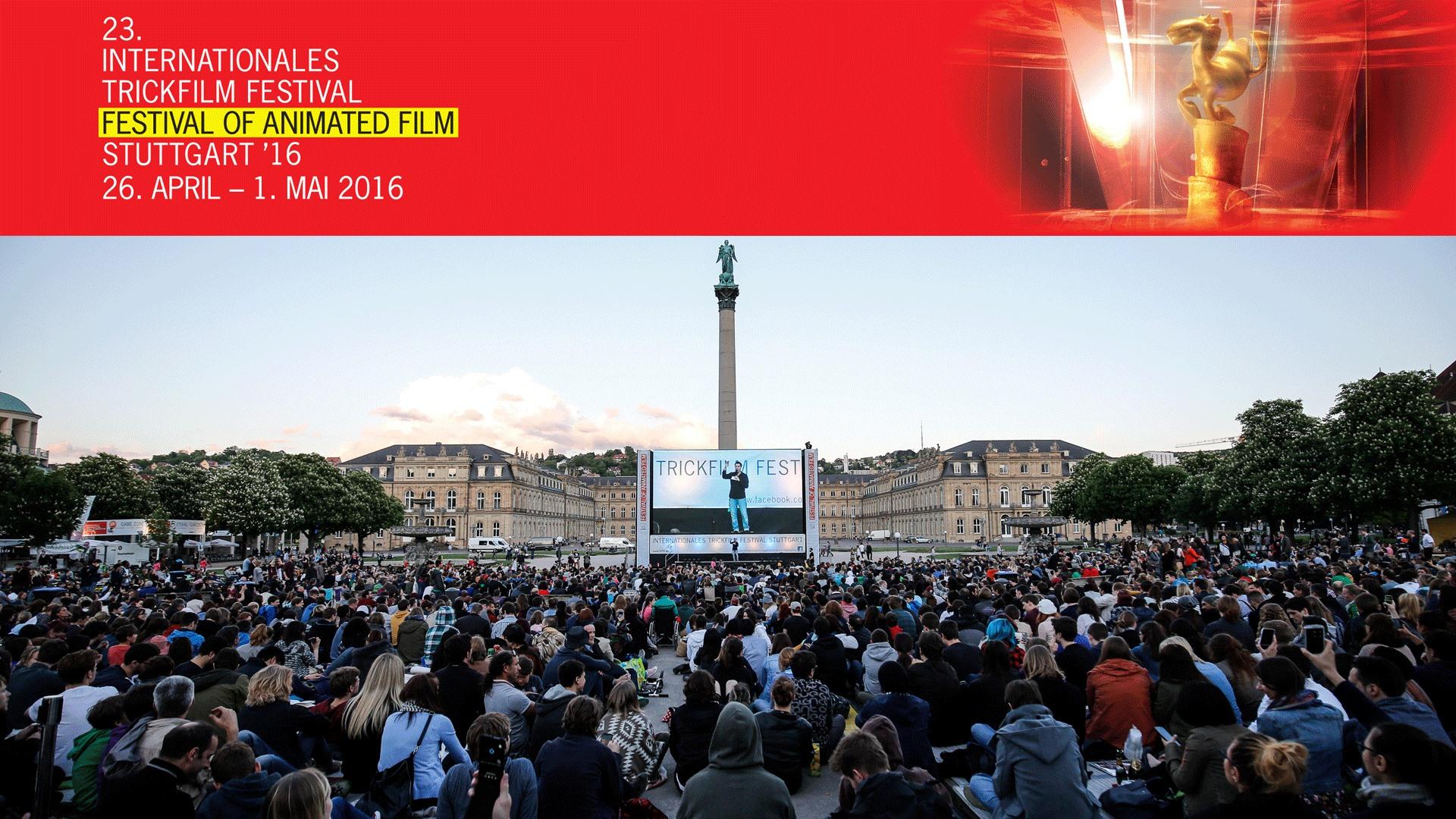 Das Trickfilm-Festival Stuttgart