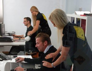 Büromassage neu 2 mitarbeiter in Hannover mit doro