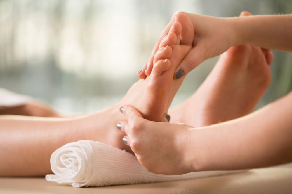 Benutzerdefinierter Link Fussreflexzonen massage-Frankfurt